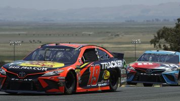 Power Rankings: Can Truex ride Sonoma to top?