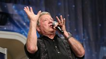 William Shatner Flips Over In Scary Horse Show Accident