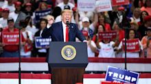 GOP Group Uses Trump's Own Words On Corruption Against Him In Searing Fox News Ad