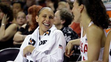 Bird, Taurasi to lead U.S. at FIBA World Cup