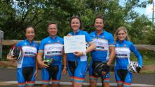 Bristol-Myers Squibb Kicks Off Coast 2 Coast 4 Cancer Ride to Fundraise for the V Foundation for Cancer Research