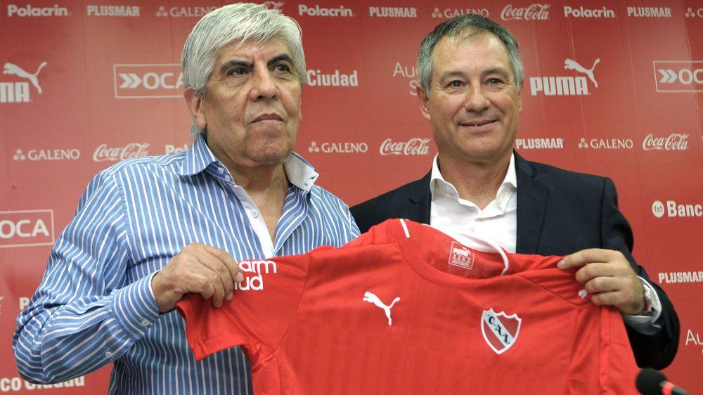 Conflicto de intereses para los Moyano: Independiente jugará con Camioneros en la Copa Argentina