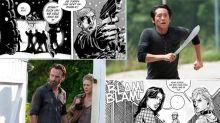 The Walking Dead: Comic vs. TV-Serie