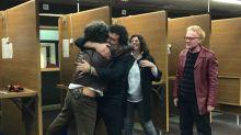 Antena 3 publica las primeras imágenes del reencuentro de 'Los hombres de Paco'