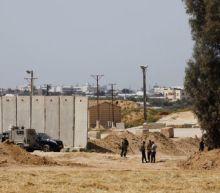 Israel says foiled Hamas bid to rebuild Gaza tunnel