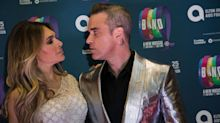 Robbie Williams and Ayda Field to renew their wedding vows