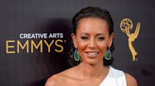 Mel B's Range Rover tires were slashed and she says a #monsterdevil did it