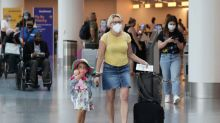 GOP senators back additional airline aid as air travel goes down 75% due to coronavirus pandemic