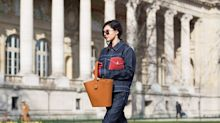 The Stylish Denim Trend You Can Wear To Work