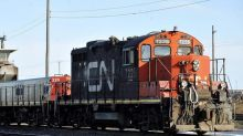 Oil and container traffic push CN Rail to record revenues of nearly $4B