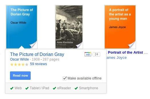 Google Books for Chrome gets offline support, one less excuse for not reading the 'classics'