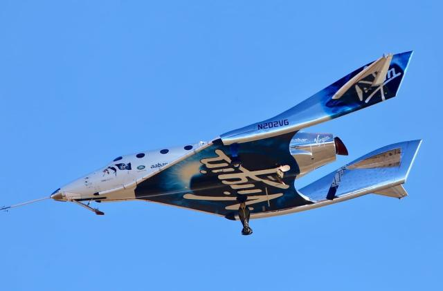Virgin Galactic is going public to fund its expensive tourist spaceflights