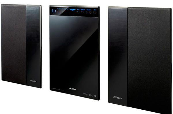 JVC SP-FT is a drool-inducing, 31mm thin home theater speaker system