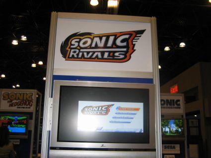 PSP Fanboy hands-on: Sonic Rivals