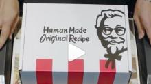 NIGO® 釋出 HUMAN MADE x KFC 破天荒新企劃