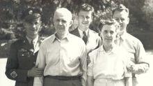 WWII Veterans Remembered: U-Haul Honors North Dakota's Kermit E. Shoen