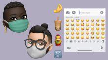 Apple秋季新增Emoji & Memoji表情!戴口罩 珍珠奶茶即將登場!