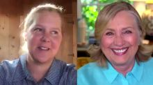 Hillary Clinton, in Conversation With Amy Schumer, Talks About George Floyd, Black Lives Matter and 'Retiring' Donald Trump