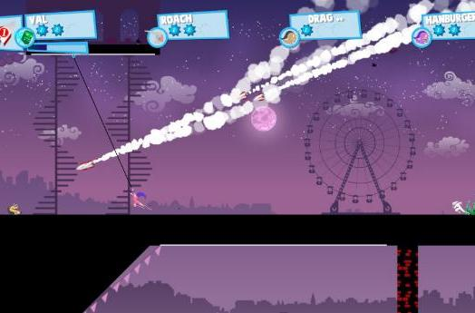Race with rockets when SpeedRunners hits Xbox One