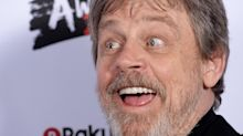 Mark Hamill finds beautiful reminder of Carrie Fisher in hotel room painting
