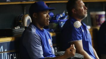 Report: Addison Russell's ex-wife now involved