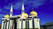 Indonesian woman faces five years in jail for 'blasphemy' after taking dog into mosque