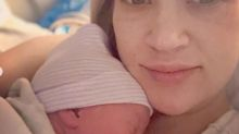 Carrie Underwood shares first photos of 'little miracle' son Jacob