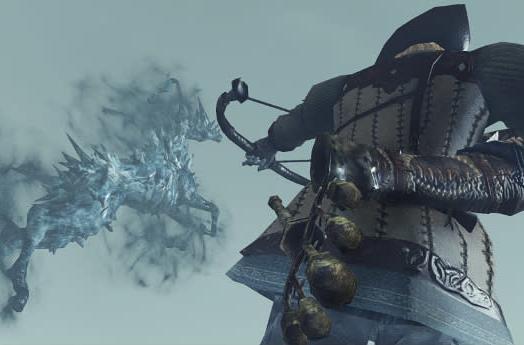 Bandai Namco TGS pics? Yeah, when Dark Souls 2 freezes over