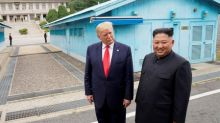 North Korea leader Kim invited Trump to Pyongyang in letter: report