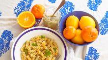 Recipes for a good night's sleep: Salmon parcels, pesto pasta and cherry clafoutis