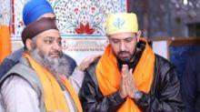 Punjabi Star Gippy Grewal Wins Hearts During His Visit to Pakistan