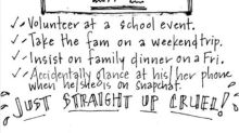 This Mom's Cartoons About Raising Teens Are So Spot-On