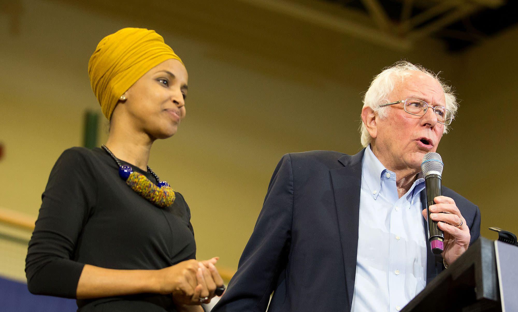 Bernie Sanders, Ilhan Omar Lead Call for World Bank, IMF Debt Cancellation