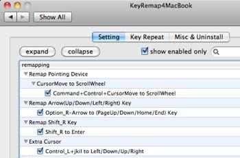 KeyRemap4MacBook: the utility keyboard lovers have dreamed of