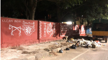 Clean India, Much? Spot the Bitter Irony in this Photograph Clicked in Bengaluru