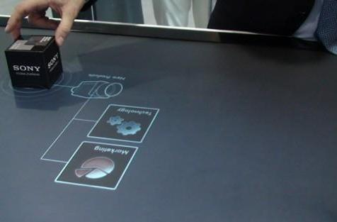 Sony and Atracsys develop 3D interface for ORs, sci-fi franchises (video)