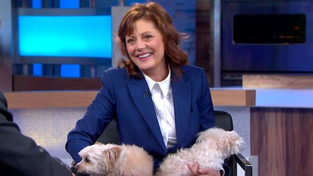 Sarandon Reveals Why Playing a Mistress Is 'More Fun'