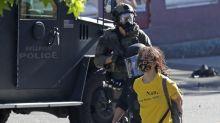 Police declare riot at Seattle protests, make arrests