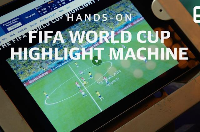 Fox Sports' World Cup Highlight Machine is powered by IBM's Watson