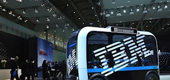 This 3D Printed Self-Driving Minibus Could Transform Your Daily Commute