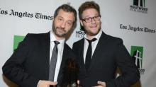 WaPo Critic Who Tied Seth Rogen and Judd Apatow to Santa Barbara Killings Issues Semi-Apologetic Statement