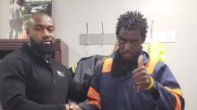 Good News des Tages: Fremder rettet Mann vor Leben unter der Brücke