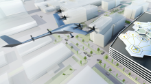 Uber wants to test flying taxis in Dubai and Texas by 2020