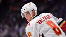 Flames in market for defence help after Juuso Valimaki tears ACL