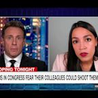 AOC: 'We Still Don't Feel Safe Around Other Members of Congress'