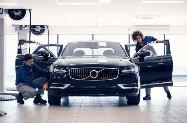 Volvo's app-based Valet maintenance service launches across the US