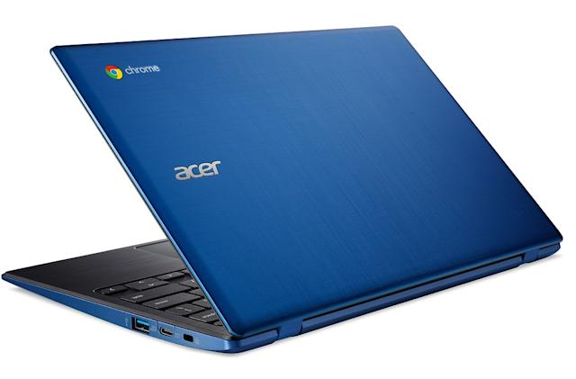 Acer's latest Chromebook offers 10 hours of battery for $250