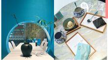 【大灣區搵食】廣州新派中式餐廳「流水古巷」,單以一抹藍色成為打卡必到網紅店!