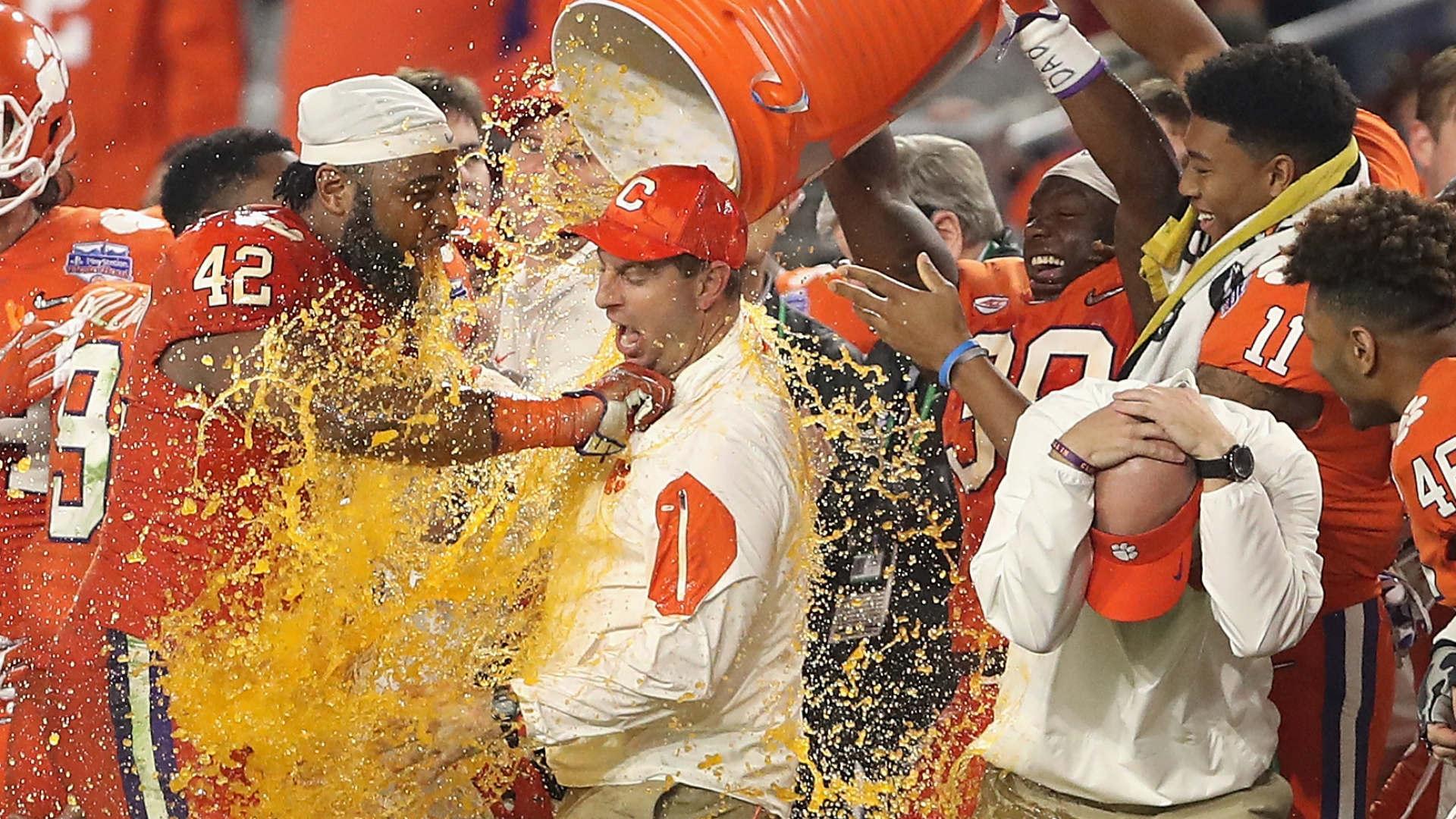Clemson dominates Ohio State, sets up rematch with Alabama