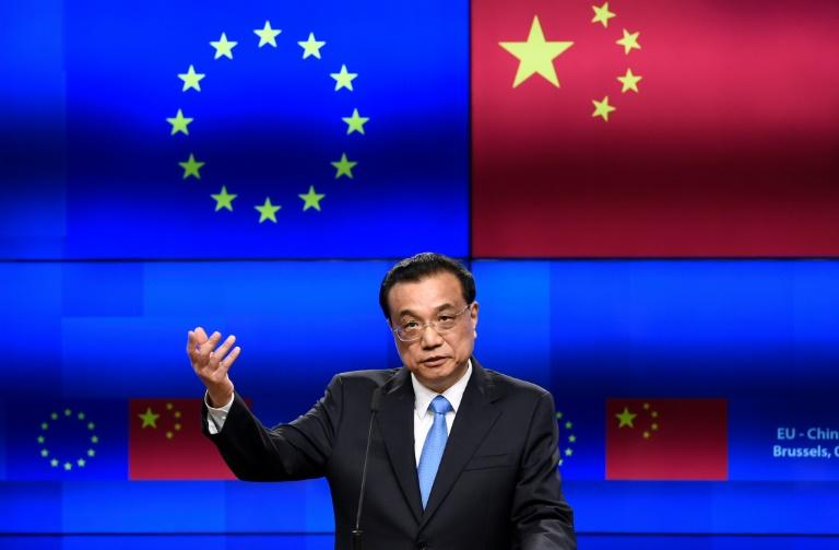 China slams European Union criticism over Hong Kong law